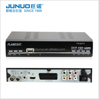 1080P Full HD MPEG4 H.264 PVR dvb t2 receiver