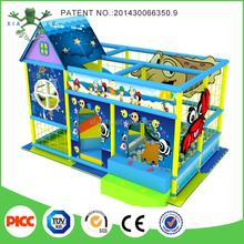 Ocean Theme Children Small Size used indoor playground equipment sale