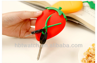 alibaba China lovely new prodcut colorful cheap silicone unique key purse