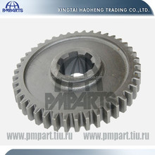 high hardness standard double spur gear