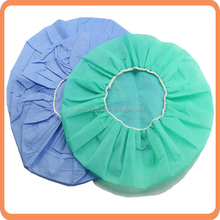 best selling products medical mop cap /doctor's cap disposable surgical nonwoven manufacturing alibaba china bouffant cap