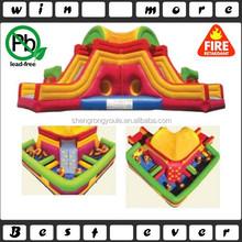 2015 atacado EN14960 certificado bouncer inflável labirinto para crianças à venda