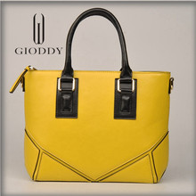European style Famous brand tab top tote box bags