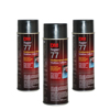DM 77 high quality temporary spray adhesive for leather and rubber
