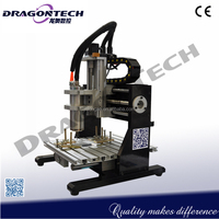 advertising mini cnc router DT0202 3D/hobby/Manufacturing machine/200*200*140mm