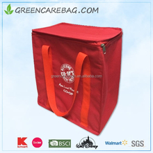 Promotional High Quality Insulated 600D Oxford Cooler Bag for Food
