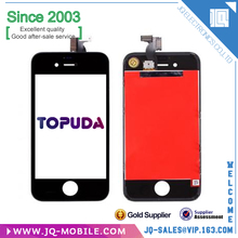 Wholesale Bulk Order Price Retina LCD Screen With Touch Complete Assembly For Iphone4