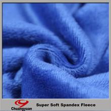 New arrival blue velvet upholstery fabric for Garments/sportswear/dress/curtain/sofa/decoration