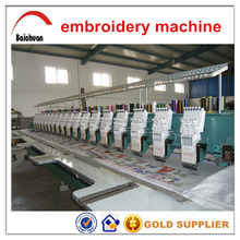 high speed double cam computerized embroidery machine price