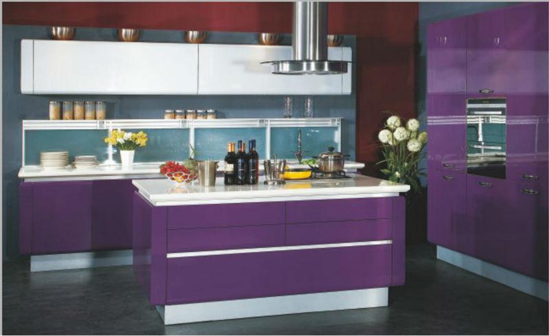 Gabinetes de cocina for Estilos de gabinetes de cocina modernos