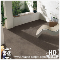 High Quality Carpet Tile with PVC Backing