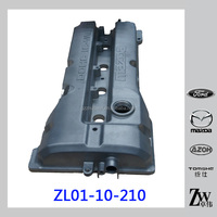 Auto Aluminum Cylinder Head Cover for Mazda 323 BJ ZL01-10-210