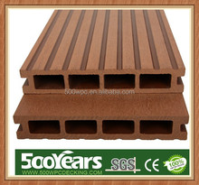 2015 hot sale Eco-frinendly WPC Outdoor Decking for garden and swimming pool