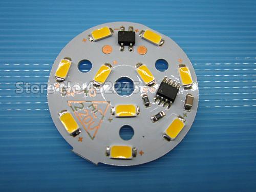 Светодиодная лампа Gree Think 100pcs/lot. 5630 5730 5W . , ic