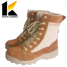Coyote boots military desert boots swat design boots for Panama Army