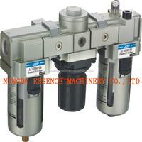Pneumatic components Source Treatment Unit Air treatment AC1000-5000 series SMC type Pneumatic air combinatiAir Source Treatment