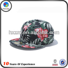 personalizado sombrero floral