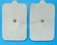 Self adhesive electrodes pads For TENS EMS massager machine/Electronic pulse massager/Electrical nerve muscle stimulator