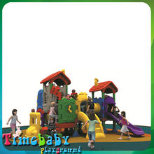 HSZ-KP5088B large outdoor playground toys, plastic outdoor playground