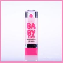 2015 Hot Selling Beauty Fashion Color Lipstick ,Wholesale Cosmetic Makeup Cheap Lipstick