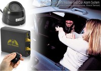 TK105b GPS Tracker Vehicle/Car GPS105B with Listen-in, 2GB Memory SD Card for Data Logging & remote cut car engine & fuel check
