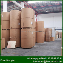 glossy paper 80-400gsm in sheet art paper