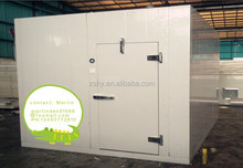 Fire resistance PU Cold Room for Restaurant use