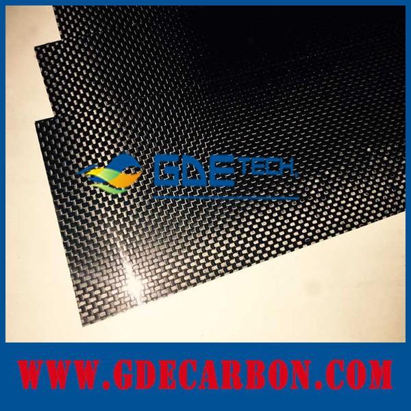 saf karbon fiber laminat rc model