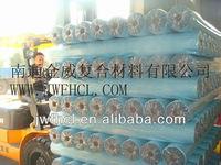 waterproof and breathable roofing membrane or flooring underlayment