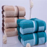 High Quality Yarn Dyed 100% Cotton Bath Towel