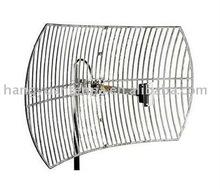 1920-2170MHz 13dBi Directional Grid Parabolic Antenna,3G communications