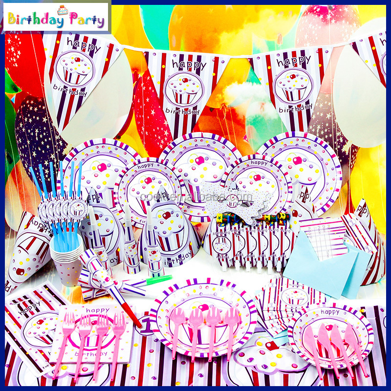 ice cream cheapest kids birthday party decorations supplies