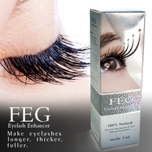 FEG eyelash enhancer serum safe & clinically proven way to grow lashes! 7days see the effect! 2014 best selling mascara
