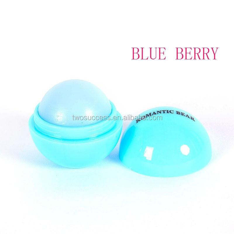 ball shape lip balm