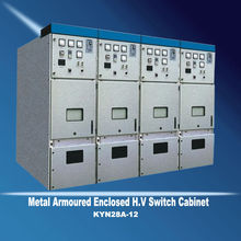 Metal Armoured Enclosed H.V Switch Cabinet