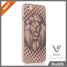 Hot selling noble for mobile phone case factory competitive price popular case design back cover for iphone 6