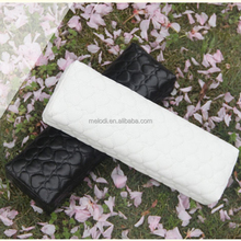 Professional nails supplies leather nail art hand rest
