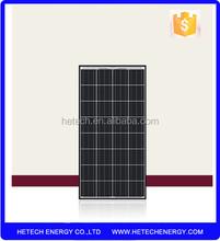 156x156 cell 12v 150w poly solar energy panel