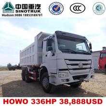 SINOTRUK HOWO Dump truck 336HP 6X4 10 Wheels 30T Dump Truck