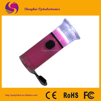 Low price popular colorful plastic 1w powerful led torch light mini cheap flashlight