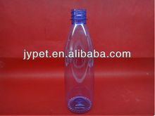 500ml 16oz PET plastic mineral water bottle