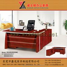 Wisdom popular design L shape popular office table