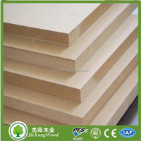 High quality 18mm thikcness MDF board with competitive price