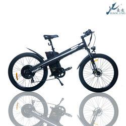 Seagull,36v 26inch battery pocket front wheel motor electric bike S1-5