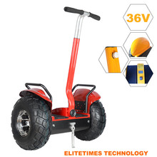 Promotion 36V Li-Po Off Road High-powered Two Wheeler three wheel scooter with roof