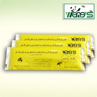 Fluvalinate 10 Strips Against the Varroa Mites on Bees in Arabic Package