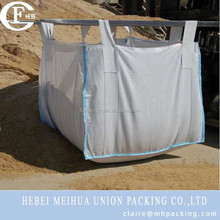 FIBC bulk bag/1 ton jumbo bag/pp bulk bag with low price