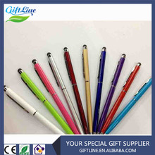 Promotional Metal Pen With Stylus