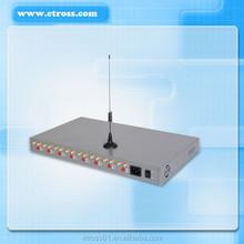 Etross 8264, compatible with quintum gateway, PBX , VOIP , Billing meter etc