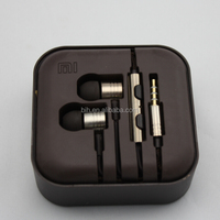 Hot sale High quality earphone / long wired mobile headset /good sound music headphone